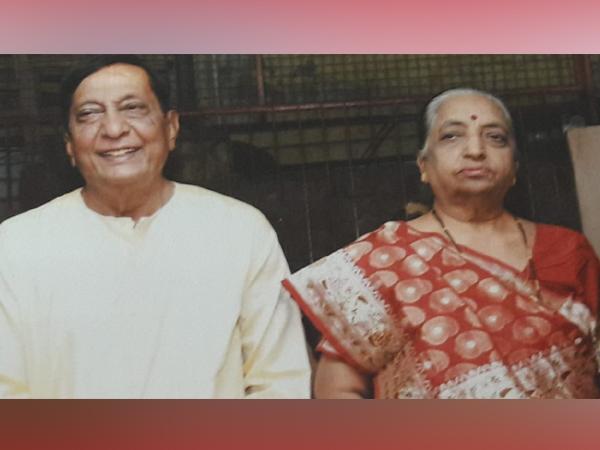 મૃતક દંપતી કનુરાવલ અને મનોરમા બહેન - Divya Bhaskar