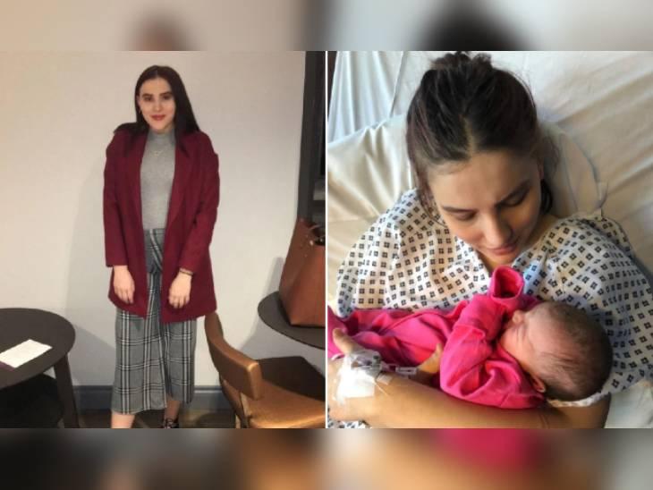 ઇંગ્લેન્ડમાં 20 વર્ષીય યુવતી પેટના દુખાવાની ફરિયાદ લઈને હોસ્પિટલ ગઈ, થોડીવાર પછી બેબી ગર્લને જન્મ આપ્યો|લાઇફસ્ટાઇલ,Lifestyle - Divya Bhaskar