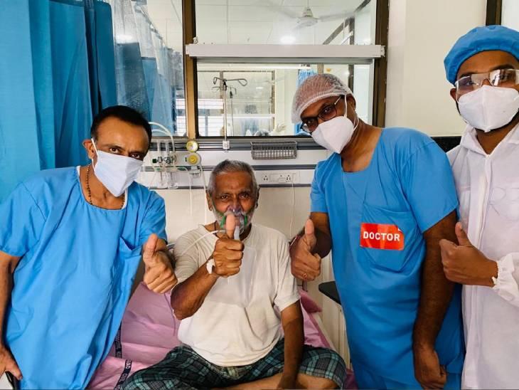 તમામ હેલ્થકેર વર્કર વિચારોથી દર્દીઓની સેવામાં જ સમર્પિત રહેતા