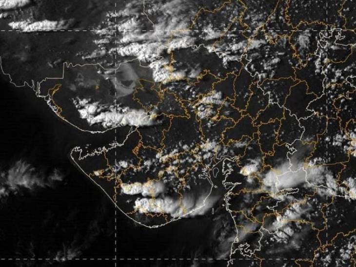 નાઉકાસ્ટે રાજ્યમાં કમોસમી વરસાદની આગાહી કરી - Divya Bhaskar