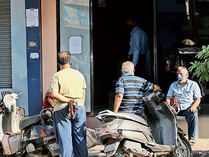 કોરોનાકાળમાં પણ દારૂની દુકાનો ચાલુ, માત્ર 4 મહિનામાં જ સુરતીઓએ 3.77 લાખ લિટર દારૂ પીધો!|સુરત,Surat - Divya Bhaskar