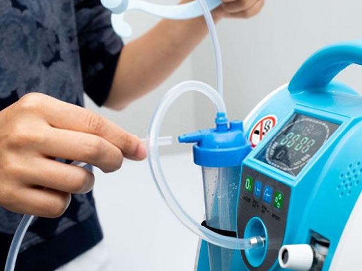 રામકૃષ્ણ આશ્રમ દર્દીઓને ફ્રી ઓક્સિજન કીટ આપશે|રાજકોટ,Rajkot - Divya Bhaskar