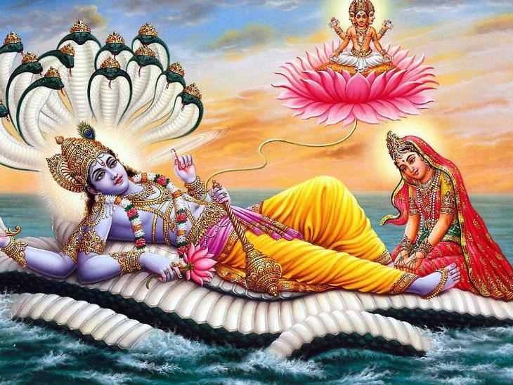 ભગવાન વિષ્ણુને અતિ પ્રિય વૈશાખ મહિનામાં તીર્થ સ્થાન અને દાન કરવાથી પાપ નષ્ટ થાય છે|ધર્મ,Dharm - Divya Bhaskar