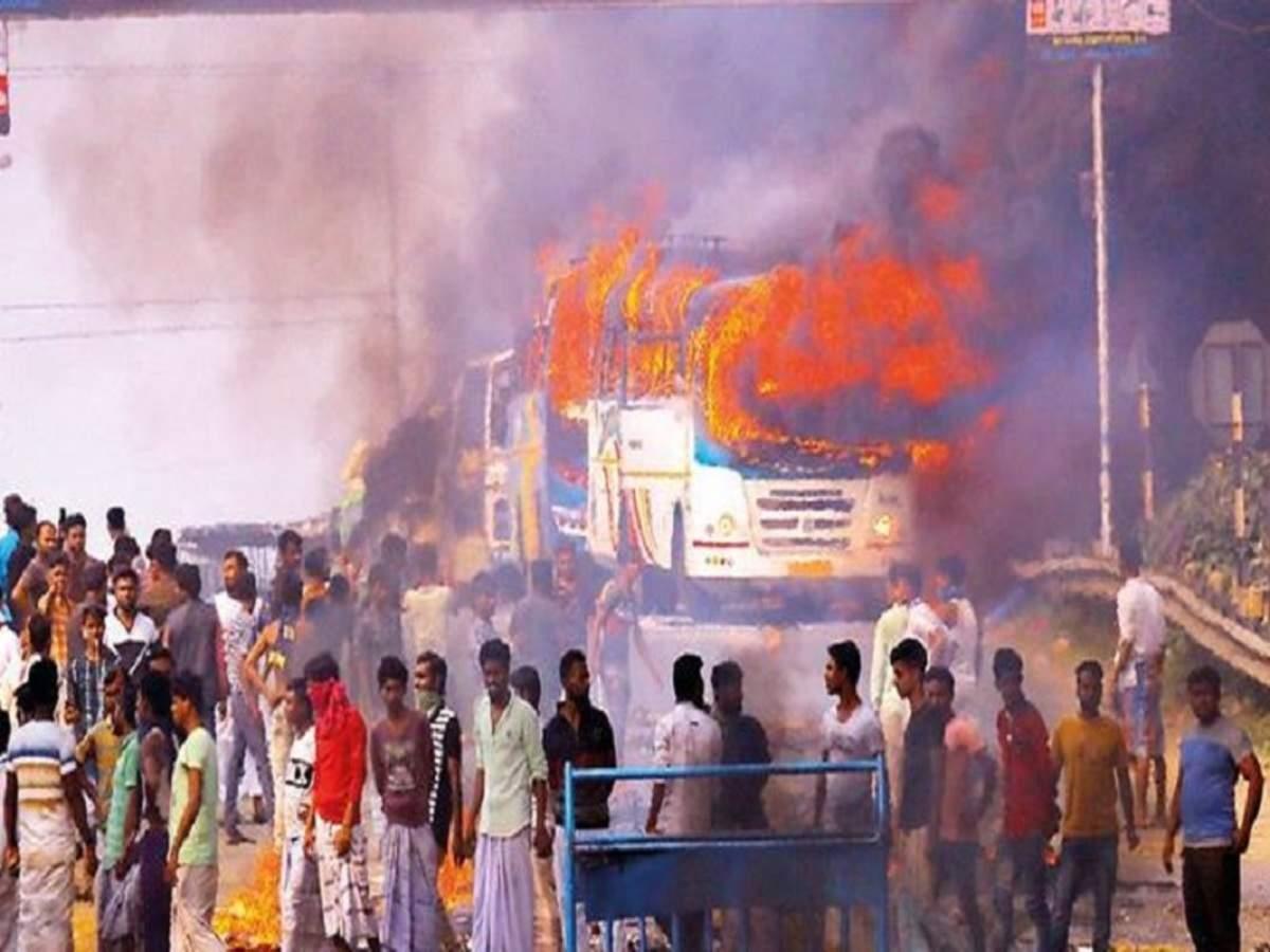 બંગાળમાં હિંસા, લોકસભા 2024 ચૂંટણી, ભાજપા વચ્ચે છે કોઈ કનેક્શન? શું કહે છે મમતા?|ઈન્ડિયા,National - Divya Bhaskar
