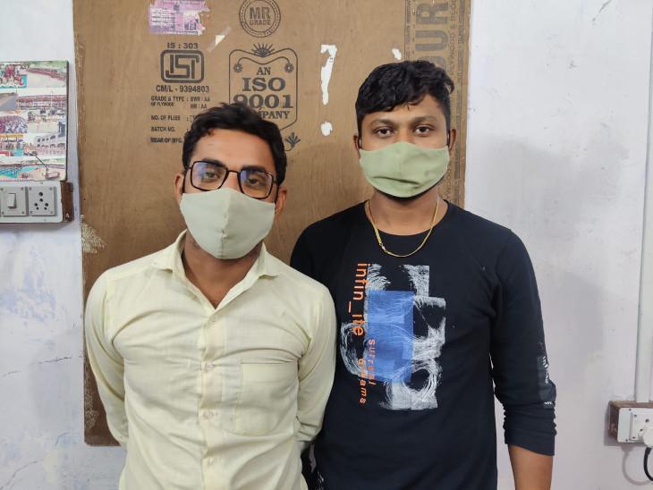 રાજકોટ રૂરલ પોલીસે બોગસ ડોક્ટર અને તેની સાથેના શખ્સની ઝડપી પાડ્યો. - Divya Bhaskar