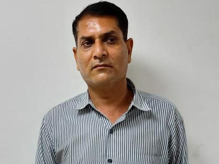 આરોપી દિલીપ કોરાટની પોલીસે ધરપકડ કરી.