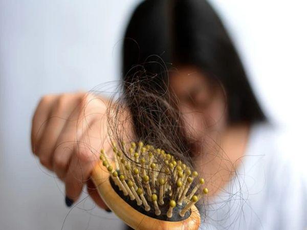 વાળ ખરવા, એક્ને, ડાર્ક સર્કલ્સ- એવી 5 બ્યુટી સમસ્યા જે ગંભીર બીમારી હોવાનો સંકેત હોઈ શકે છે લાઇફસ્ટાઇલ,Lifestyle - Divya Bhaskar