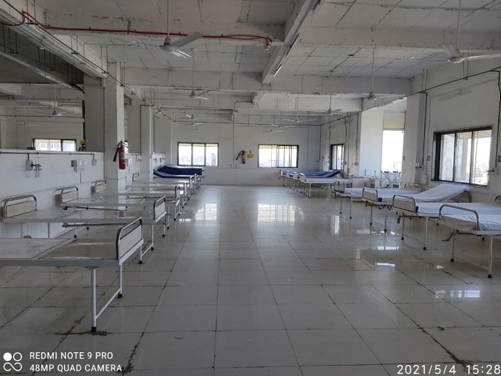 મ્યુકર માઇકોસિસની સારવાર માટે ભાવનગરમાં અલગ વોર્ડની રચના ગાંધીનગર,Gandhinagar - Divya Bhaskar