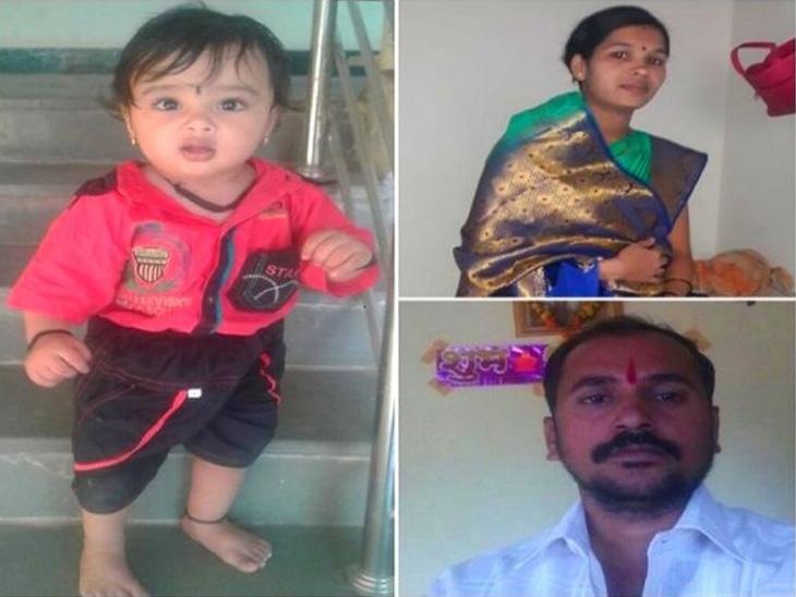 લોકડાઉનમાં બેરોજગાર પુણેની એક વ્યક્તિએ પત્ની અને બાળકને મોતને ઘાટ ઉતારી; પોતે પણ ગળે ફાંસો ખાધો|ઈન્ડિયા,National - Divya Bhaskar