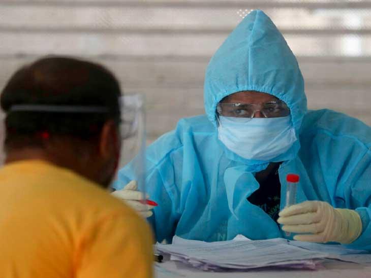 શહેર અને જિલ્લામાં કોરાનાના નવા કેસમાં ફરી ઉછાળો, 3263 કેસ અને 20 દર્દીના મોત|અમદાવાદ,Ahmedabad - Divya Bhaskar