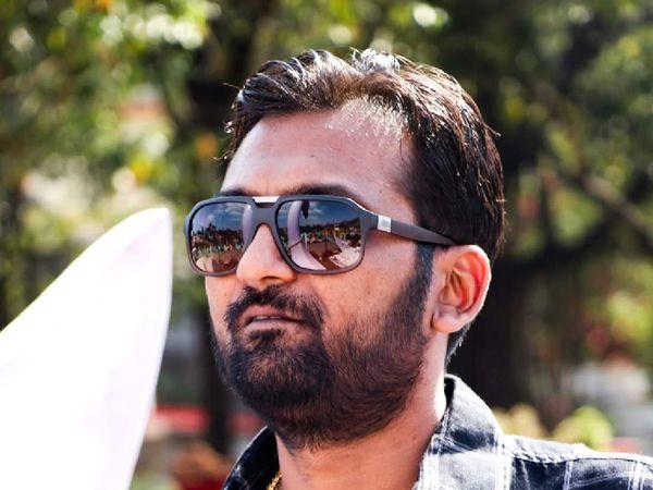 ગુજસીટોકના આરોપી નિખિલ દોંગાની ફાઈલ - Divya Bhaskar