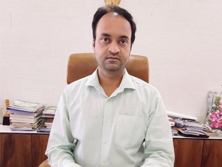 સુરત જિલ્લા કલેકટરે વહીવટી કારણોસર બે દિવસ માટે ટેક્સટાઇલ માર્કેટ ચાલુ રાખવાની પરવાનગી રદ કરી|સુરત,Surat - Divya Bhaskar