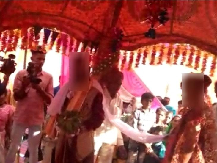 ચાલુ લગ્નમાં વરરાજા મંડપમાંથી ભાગી જતાં લોકો સ્તબ્ધ થયા હતા. - Divya Bhaskar