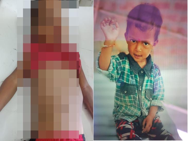 રાજકોટમાં બિલ્ડીંગના પાંચમાં માળે રમતા-રમતા પટકતા 3 વર્ષના બાળકનું મોત, નેપાળી પરિવાર 10 દિવસ પૂર્વે જ આ બિલ્ડીંગમાં આવ્યા હતા રાજકોટ,Rajkot - Divya Bhaskar