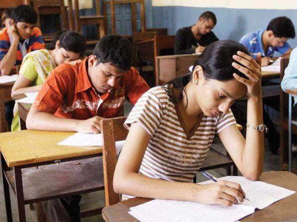 ધોરણ 10માં માસ પ્રમોશન વિદ્યાર્થીઓ માટે યોગ્ય વિકલ્પ નથી, MCQ બેઝ અથવા શાળા કક્ષાએ પરીક્ષા લેવાઈ શકે: બોર્ડમાં ચર્ચા|અમદાવાદ,Ahmedabad - Divya Bhaskar