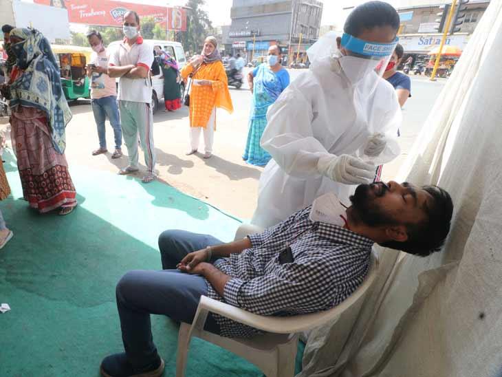 શહેર અને જિલ્લામાં રેકોર્ડબ્રેક 6,790 દર્દીએ કોરોનાને હરાવ્યો, 2,883 નવા કેસ અને 17 દર્દીના મોત થયા|અમદાવાદ,Ahmedabad - Divya Bhaskar