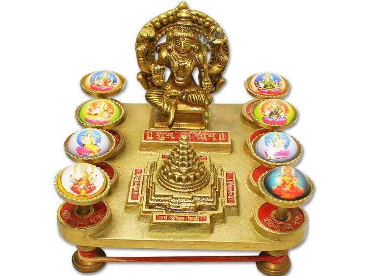 અક્ષયતૃતીયાના દિવસે શ્રીસૂક્ત કે મહાલક્ષ્મીઅષ્ટકના 101 પાઠ કરવાથી અક્ષયપુણ્ય પ્રાપ્ત થાય છે|ધર્મ,Dharm - Divya Bhaskar