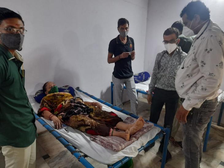 સૌરાષ્ટ્રમાં વ્યવસ્થા પણ ગામલોકો, સંસ્થાઓ દ્વારા કરવામાં આવી છે.