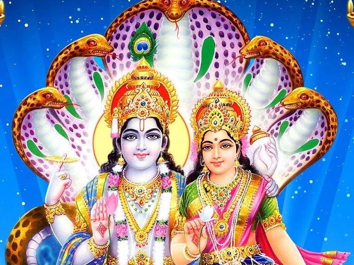 અખાત્રીજે ભગવાન વિષ્ણુ સાથે લક્ષ્મીજીનો પણ અભિષેક કરો, આ દિવસે દેવીને અત્તર ચઢાવવું|ધર્મ,Dharm - Divya Bhaskar