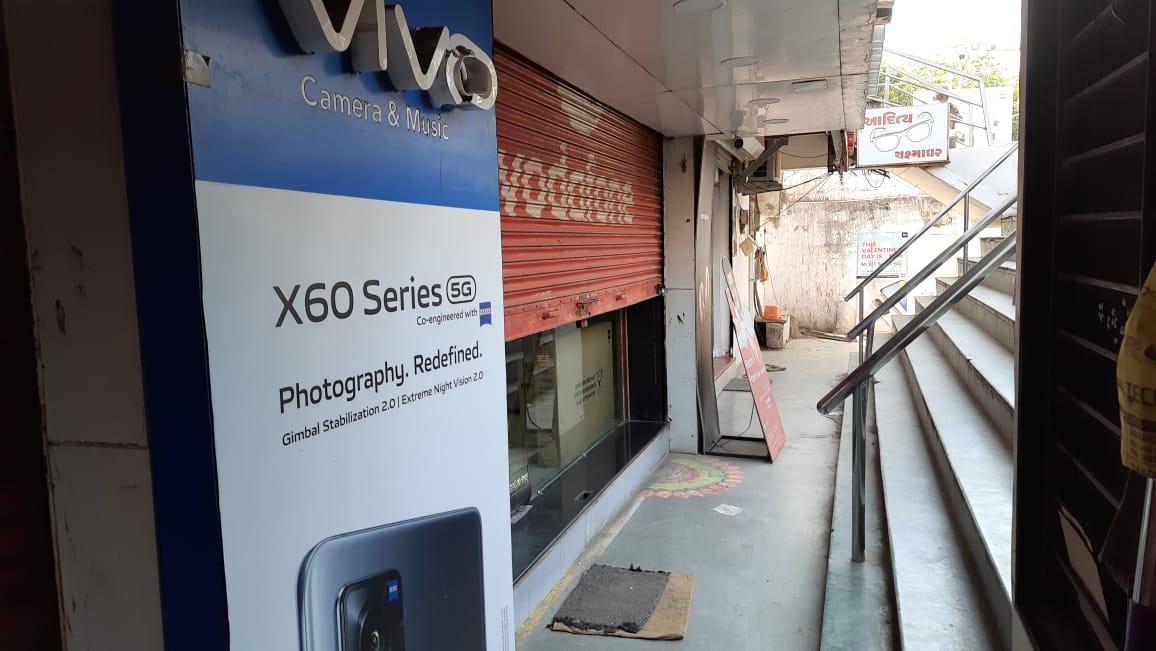 આણંદમાં જાહેરનામાનો ભંગ કરી વેપાર કરતા આઠ વેપારીઓ સામે ગુનો નોંધાયો|આણંદ,Anand - Divya Bhaskar