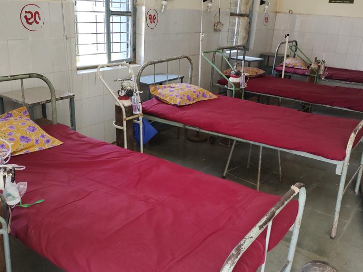 પુરતા સાધનોનો અને તબીબોનો અભાવથી દર્દીઓને ભારે હાલાકી - Divya Bhaskar