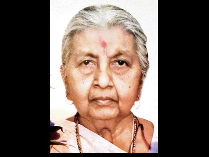 મૃતક મણીબેન - Divya Bhaskar