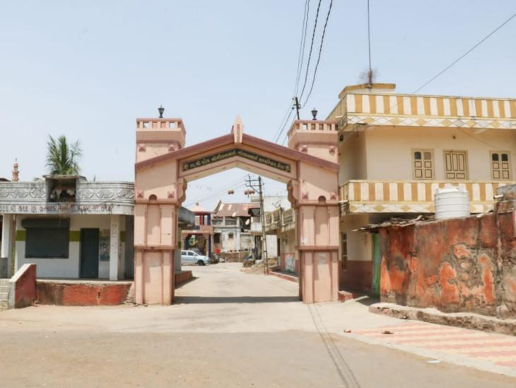 ઉરદ ગામના લોકોએ કોરોના ગાઇડલાઇનનું સંપૂર્ણ પાલન કર્યું હોવાથી ગામમાં કોરોના પ્રવેશ કરી શક્યો નથી - Divya Bhaskar
