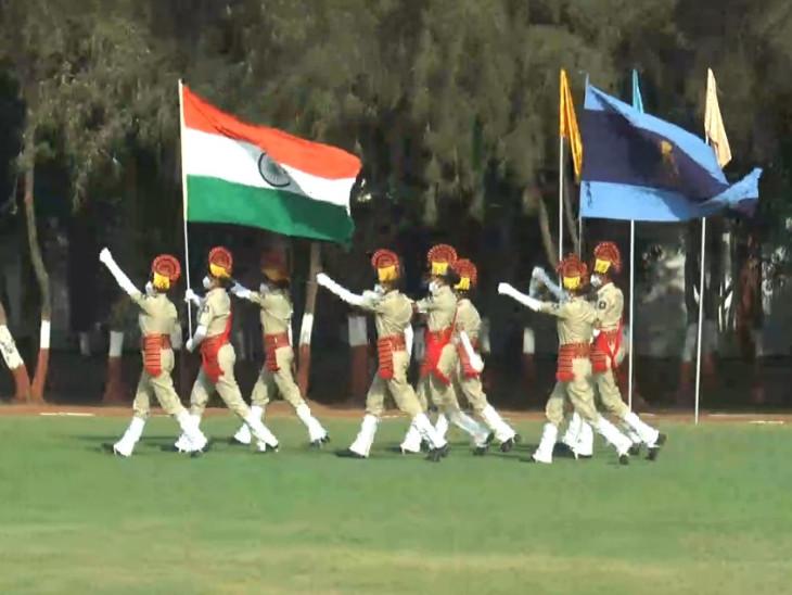 વડોદરા શહેર પોલીસમાં 109 યુવતીઓ અને 130 જવાનોનો વધારો થયો - Divya Bhaskar