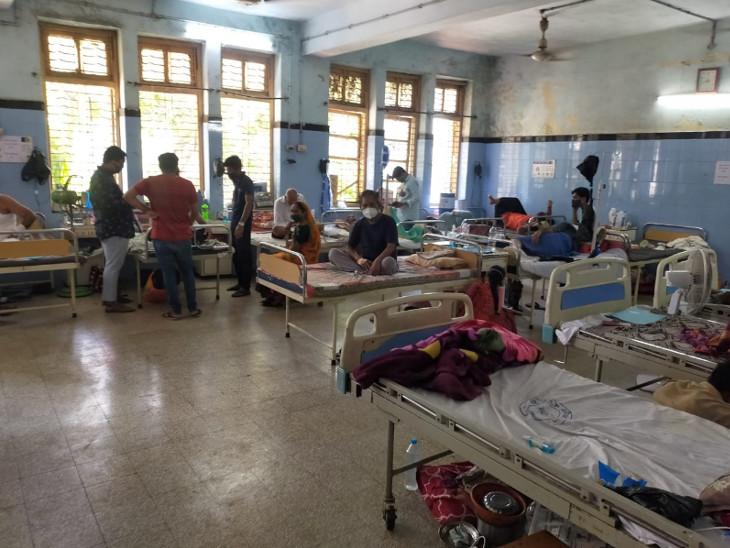 વડોદરાની સયાજી હોસ્પિટલમાં હાલ મ્યુકોરમાઇકોસિસના 91 દર્દીઓ સારવાર લઇ રહ્યા છે