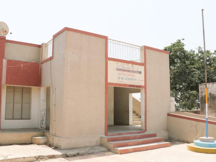 નાનકડું એવુ ઉરદ ગામ ગુજરાત સહિત દેશને કોરોના મુક્ત આરોગ્ય જાળવણીનો મેસેજ આપે છે