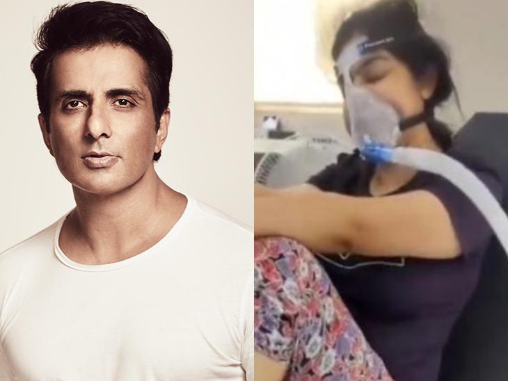 વાઇરલ વીડિયોમાં 'લવ યુ ઝિંદગી' સાંભળતી જોવા મળેલી 30 વર્ષીય યુવતીનું મોત, સોનુ સૂદ ભાંગી પડ્યો|બોલિવૂડ,Bollywood - Divya Bhaskar