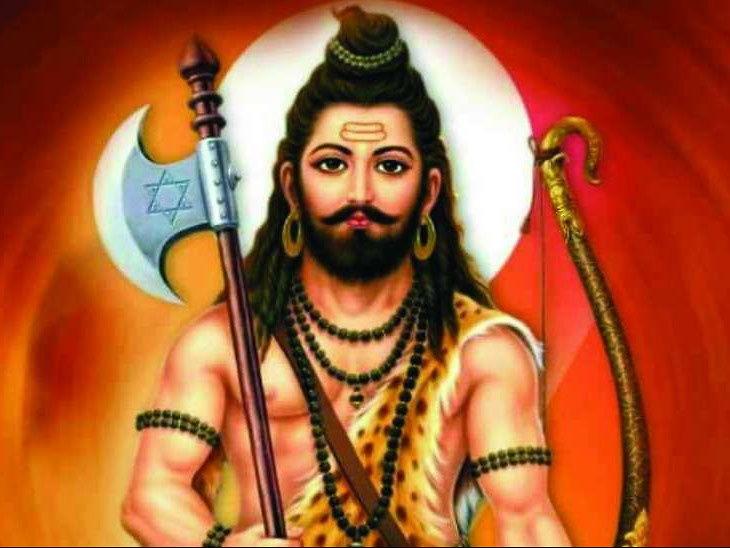 શિવજી પાસેથી આશીર્વાદમાં ફરસો મળ્યો હતો એટલે પરશુરામ નામ પડ્યું, ભગવાન વિષ્ણુના છઠ્ઠા અવતાર છે|ધર્મ,Dharm - Divya Bhaskar