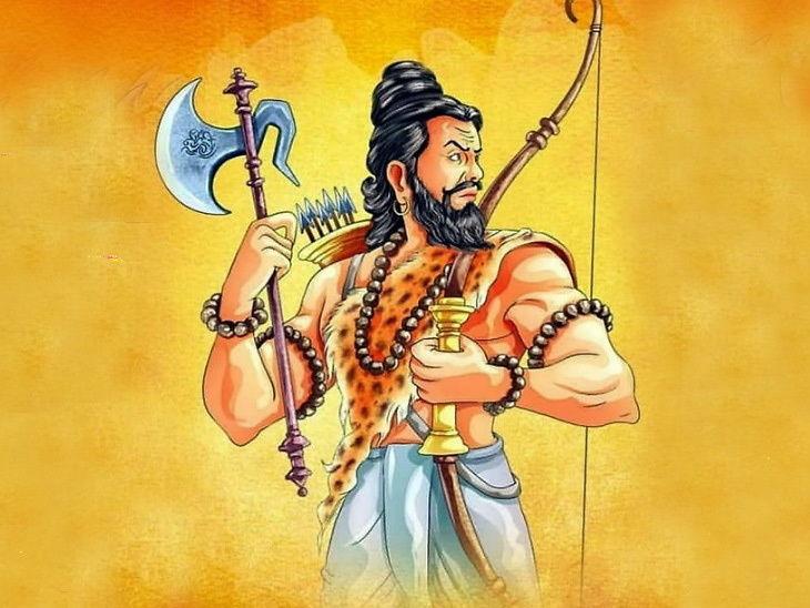 પરશુરામ ઋષિ જમદગ્નિ અને રેણુકાના પુત્ર છે, પિતાના આદેશ પર તેમણે માતાનો વધ કર્યો હતો|ધર્મ,Dharm - Divya Bhaskar