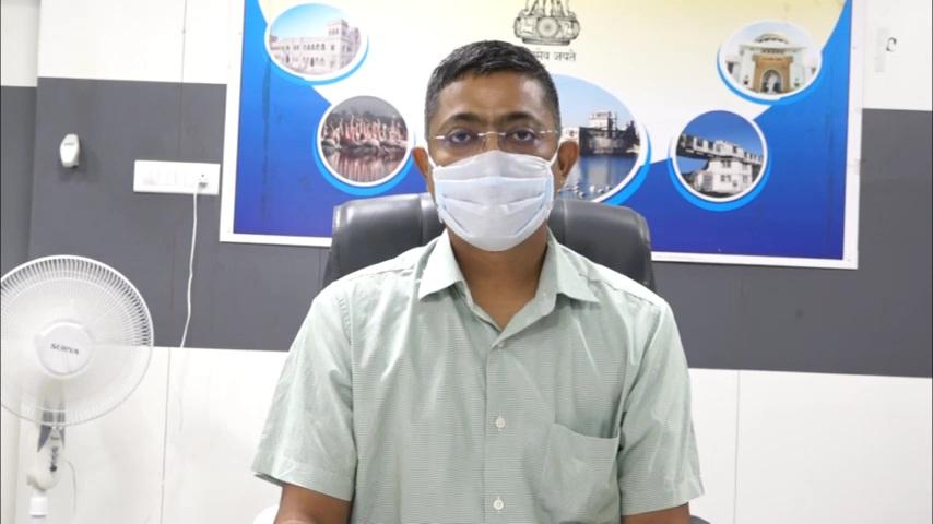 સંભવિત 'તૌકતે' વાવાઝોડાની આગાહીના પગલે વહીવટીતંત્ર સાબદું બન્યું, લોકોને સહયોગ આપવા તંત્રની અપીલ|જામનગર,Jamnagar - Divya Bhaskar