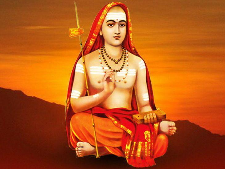 આદિ શંકરાચાર્યે ધર્મ, સંસ્કૃતિ અને દેશની સુરક્ષા માટે ચાર મઠની સ્થાપના કરી હતી|ધર્મ,Dharm - Divya Bhaskar