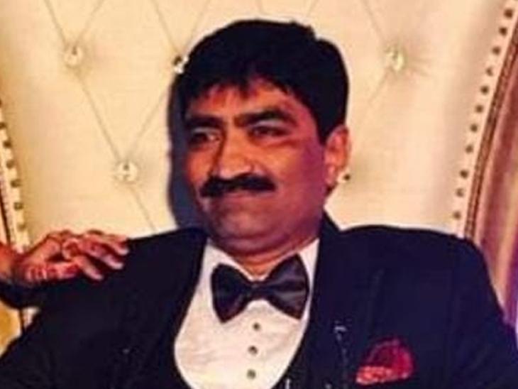મૃતક બિલ્ડર નિશિશ શાહની તસવીર - Divya Bhaskar