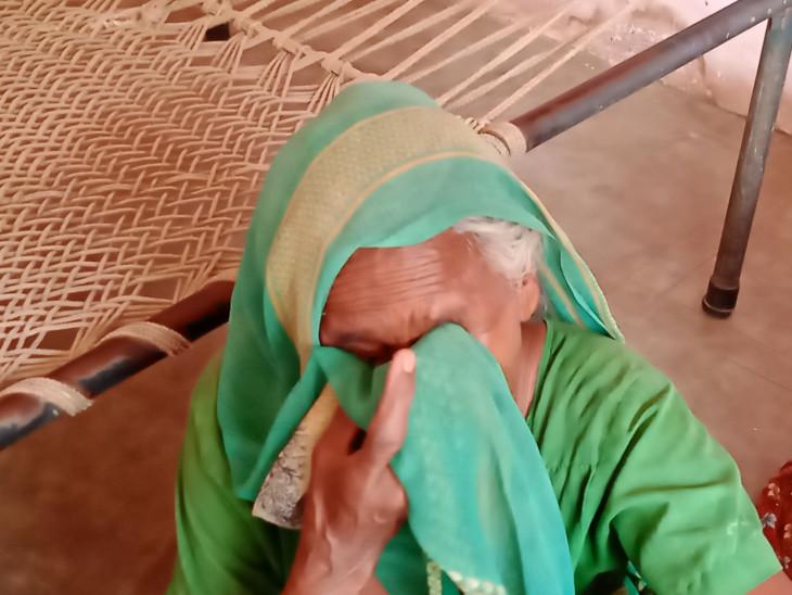 અસુવિધાને કારણે મોત નીપજતા પરિવારજનનું આક્રંદ - Divya Bhaskar