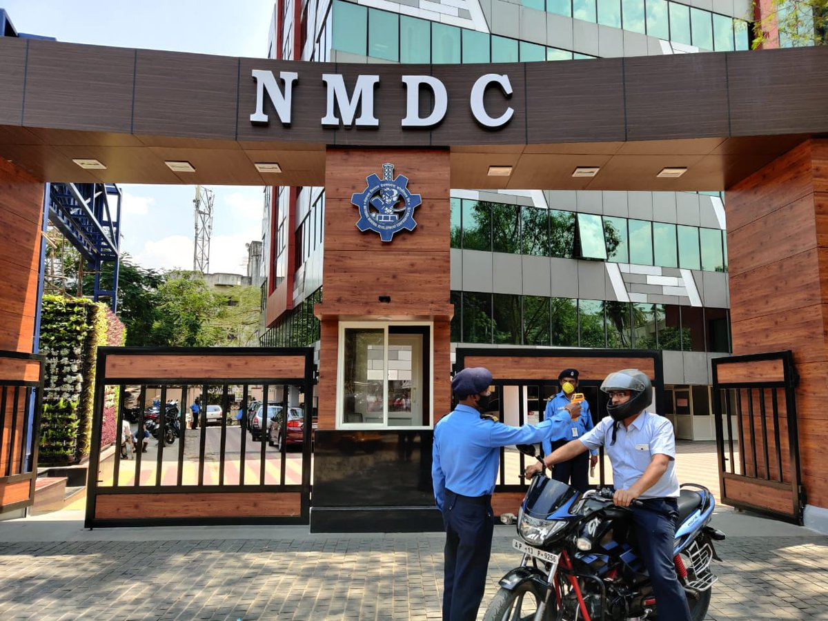 NMDC લિમિટેડે એપ્રેન્ટિસની જગ્યા માટે નોટિફિકેશન જાહેર કર્યું, 15 જૂન સુધીમાં અપ્લાય કરો|યુટિલિટી,Utility - Divya Bhaskar