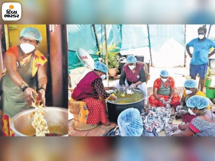 મહામારી દરમિયાન ચેન્નાઈની ટ્રાન્સ મહિલાઓ જરૂરિયાતમંદને ફ્રીમાં જમાડે છે, લોકડાઉનની શરુઆતમાં રૂપિયા ભેગા કરી આ કામ શરુ કર્યું લાઇફસ્ટાઇલ,Lifestyle - Divya Bhaskar