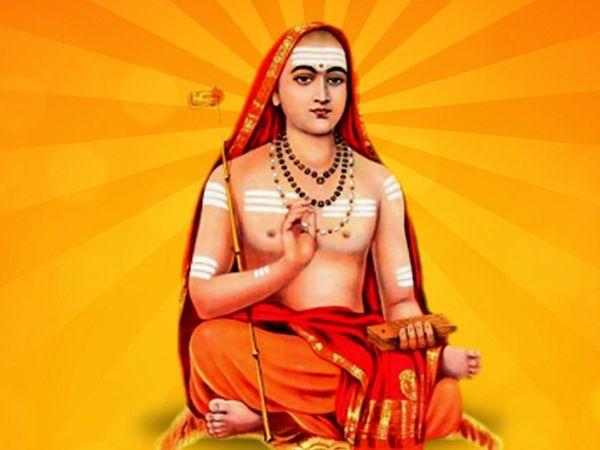 1000 વર્ષ પહેલાં કેરળના કાલડી ગામમા આદી શંકરાચાર્યનો જન્મ થયો હતો ધર્મ,Dharm - Divya Bhaskar
