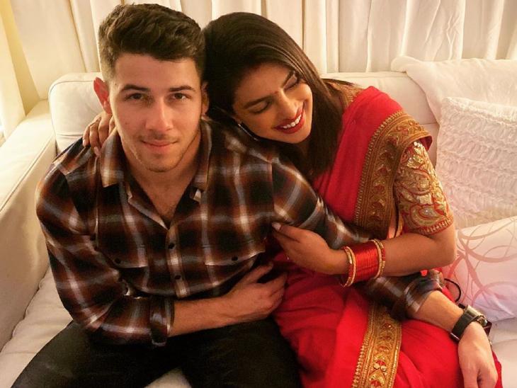 બોલિવૂડ એક્ટ્રેસ પ્રિયંકા ચોપરાના પતિ નિક જોનસે બેડરૂમ સિક્રેટ ઉજાગર કર્યું|બોલિવૂડ,Bollywood - Divya Bhaskar