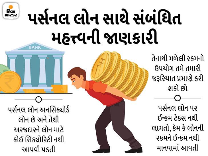 કોરોનાકાળમાં પર્સનલ લોન તમારી પૈસાની તંગીને દૂર કરી શકે છે, જાણો તેના 5 ફાયદા યુટિલિટી,Utility - Divya Bhaskar