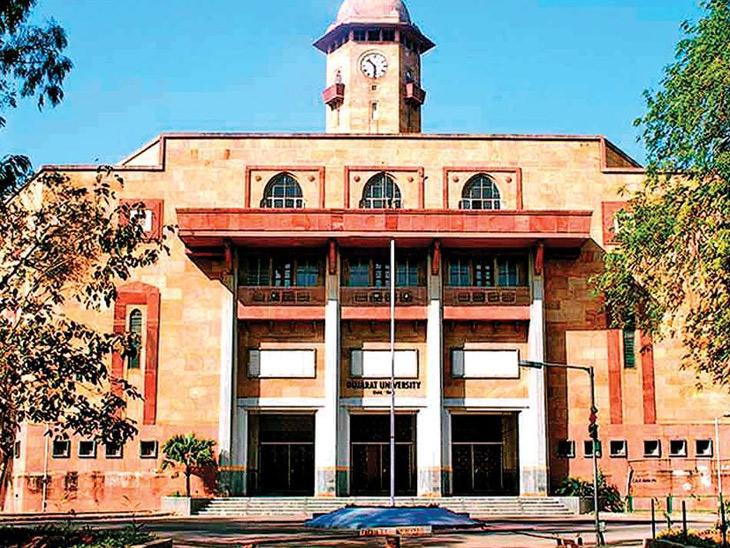 ગુજરાત યુનિવર્સિટીમાં હવે જૈન ધર્મનો અભ્યાસ થઇ શકશે, યુનિવર્સિટી અને ISJS વચ્ચે થયો MOU|અમદાવાદ,Ahmedabad - Divya Bhaskar