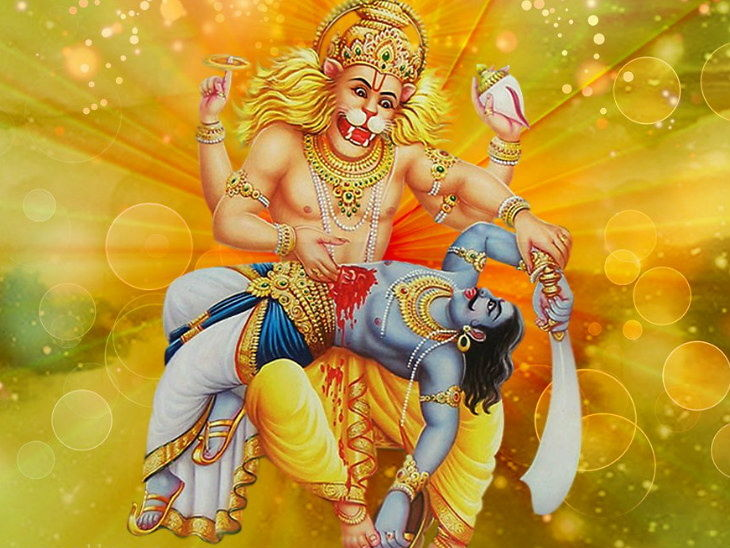 25 મેના રોજ નૃસિંહ જયંતી, આ દિવસે ભગવાન વિષ્ણુના ચોથા અવતારની પૂજા કરવામાં આવે છે|ધર્મ,Dharm - Divya Bhaskar