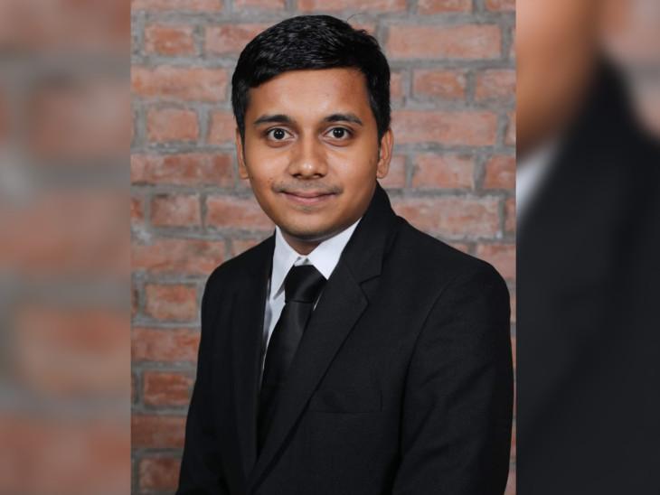 અમૂલ ડેરીના ડ્રાઇવરનો પુત્ર IIM-Aમાંથી MBAની ડીગ્રી લઈને ગુરુગ્રામની કંપનીમાં એસોસિયેટ મેનેજર બન્યો|આણંદ,Anand - Divya Bhaskar