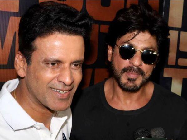 મનોજ વાજપેઈએ કહ્યું, યુવાનીમાં શાહરૂખ સાથે બીડી અને સિગારેટ શેર કરતો હતો, પ્રથમવાર ડિસ્કોમાં તેની સાથે ગયો હતો|બોલિવૂડ,Bollywood - Divya Bhaskar