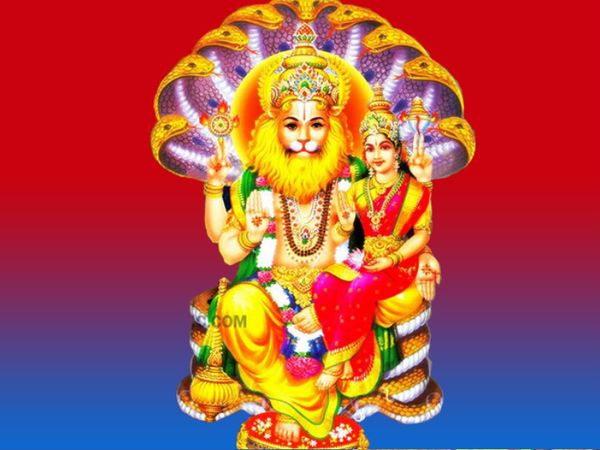 આ દિવસે ભગવાન વિષ્ણુએ ભક્ત પ્રહલાદને બચાવવા માટે ચોથો અવતાર લીધો હતો ધર્મ,Dharm - Divya Bhaskar
