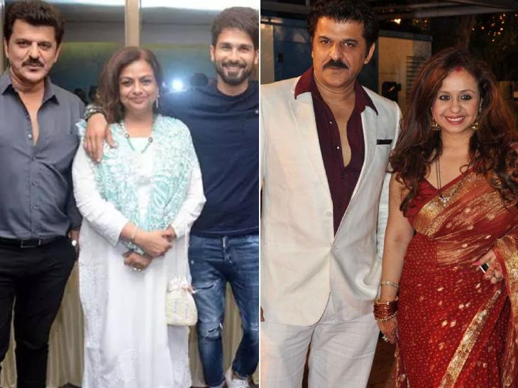 શાહિદ કપૂરના સાવકા પિતા રાજેશ ખટ્ટરે કહ્યું, 'કોરોનાકાળમાં અમારી બચત લગભગ પૂરી થવા આવી છે' બોલિવૂડ,Bollywood - Divya Bhaskar