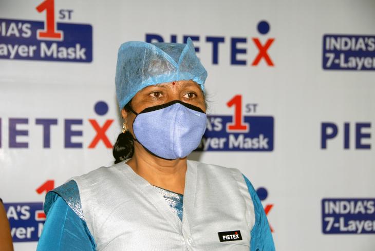 ટીમના હેડ રસીલાબેન સેલરીયા
