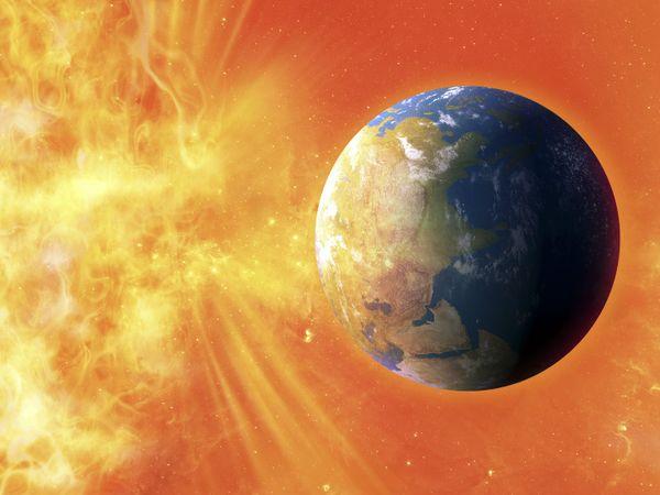 રોહિણી નક્ષત્રમા સૂર્યના આવી જવાથી ગરમી વધવા લાગશે, વક્રી શનિના કારણે વાતાવરણમાં ફેરફાર થશે|ધર્મ,Dharm - Divya Bhaskar